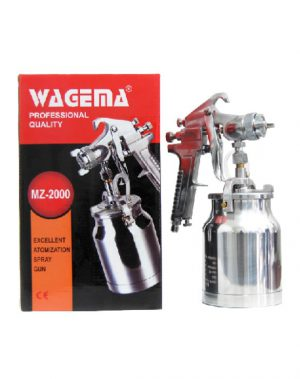 WAGEMA MZ2000 Suction Feed Gun