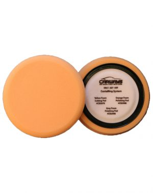 MEGUIARS Cutting Foam Flat Face Pad with Centre  Ring