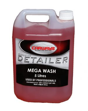 MEGUIARS Mega Wash Car Shampoo