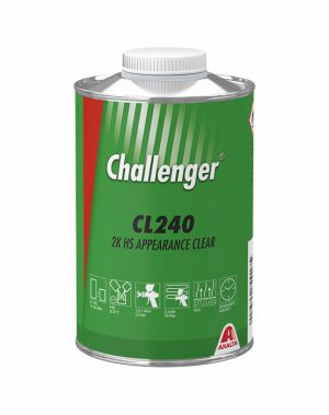 Challenger 2K HS Appearance Clear