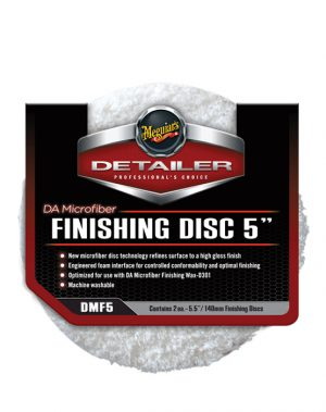 MEGUIARS DA Foam Finishing Disc