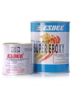 ESDEE Super Epoxy with catalyst