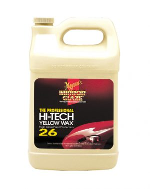 MEGUIARS Hi - Tech Yellow Wax 3.78L