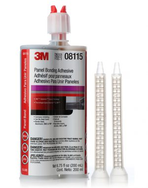 3M Panel bonding Adhesive 6 TUBES/CASE(200ML)