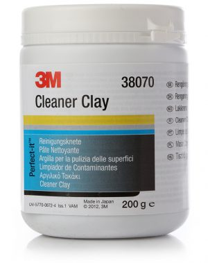 3M Cleaner clay 6 CANS/CASE(200G)