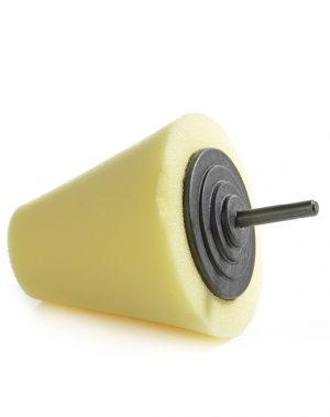 MIX & MATCH Yellow polishing cone