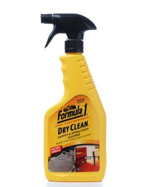 FORMULA 1 Carpet & Upholstery Cleaner - 653798