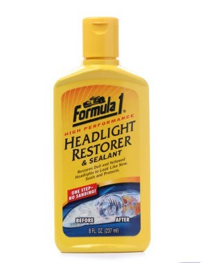 FORMULA 1 Headlight restore - 686170