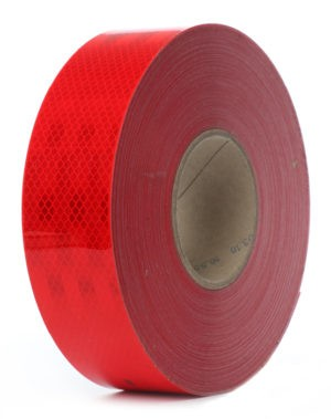3M Reflective Tape - Red
