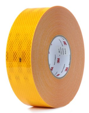 3M Reflective Tape - Yellow