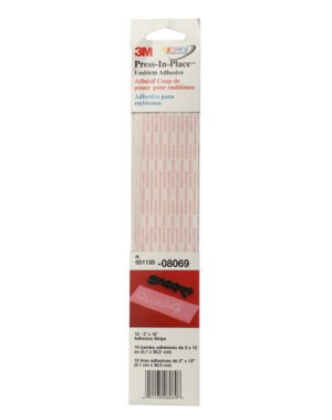 3M Press-In-Place Emblem Adhesive