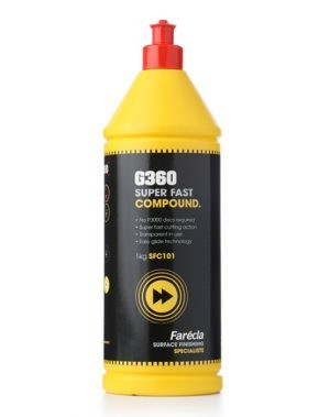 G360 Super Fast Compound 1kg