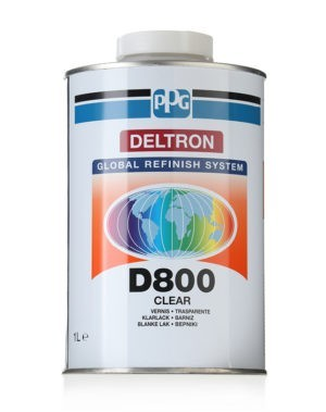 PPG High Solid Clearcoat